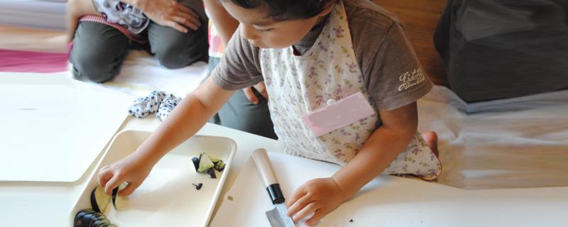 親子料理教室こどもキッチン-開催概要-
