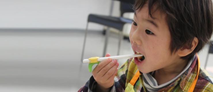 テーマ例:少食・偏食・遊び食べ・こどもの食に悩む親のための講座